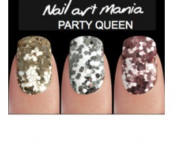 Pupa Party Queen Nailart
