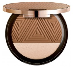 Pupa Savanna Bronze & Highlighter - Golden Sand