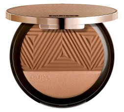 Pupa Savanna Bronze & Highlighter - Copper Sand