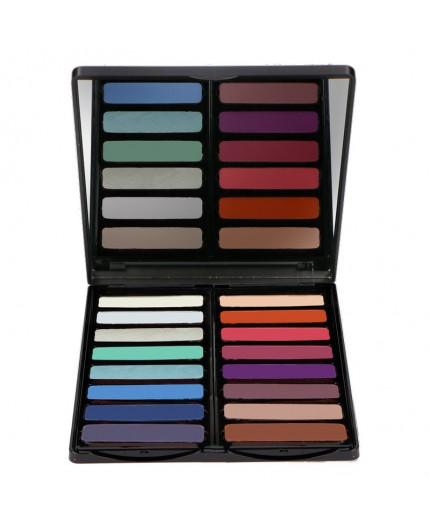 Make-up Studio Oogschaduw palet - Rainbow Haze