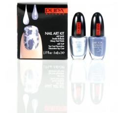 PUPA Nailart Light Blue/Lilac
