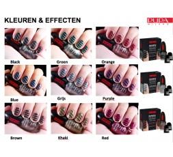PUPA Magnetic Nail-Art Kit